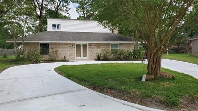 Crosby TX Single Family Home For Sale: $189,900