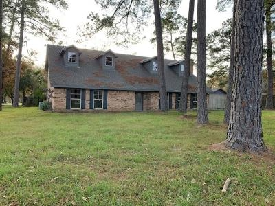 Pinehurst Single Family Home For Sale: 34503 Bernice Drive