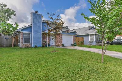 Houston TX Single Family Home For Sale: $141,990