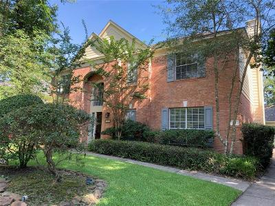 The Woodlands Single Family Home For Sale: 102 E Sterling Pond Circle