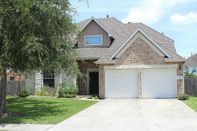 League City TX Single Family Home For Sale: $279,850