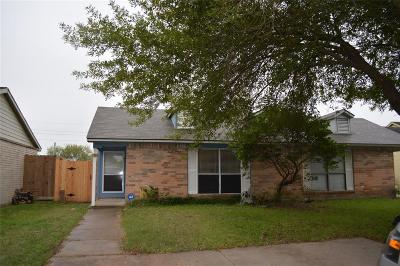 Hockley Single Family Home For Sale: 17415 Ranch Country Road
