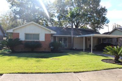 Houston Single Family Home For Sale: 10114 Hinds Street
