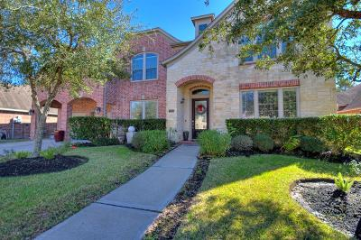 Pearland Single Family Home For Sale: 13806 Lakewater Drive