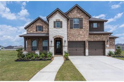 Manvel Single Family Home For Sale: 4403 Arbor Crest Lane