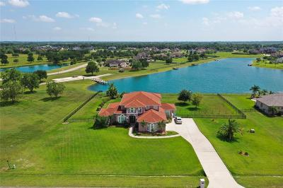 Dickinson Single Family Home For Sale: 7034 Oak View Drive