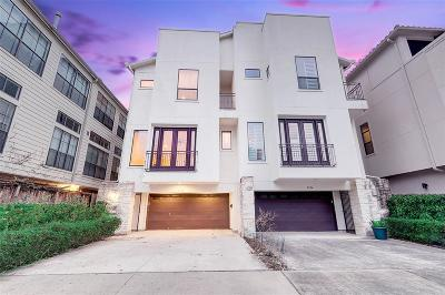 Montrose Condo/Townhouse For Sale: 1216 W Bell Street