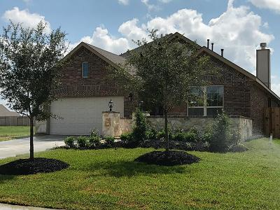 Katy Single Family Home For Sale: 3806 Keatings Lagoon