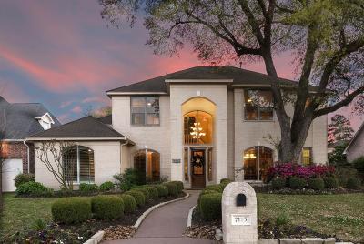Houston Single Family Home For Sale: 7115 Sedona Hills