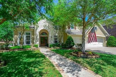 Katy Single Family Home For Sale: 25622 Greenwell Springs Lane