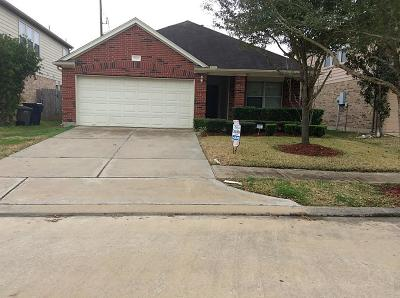Missouri City Single Family Home For Sale: 7322 Zabac0