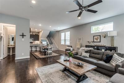 Single Family Home For Sale: 1223 W 19th Street #A