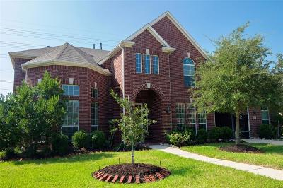 Pearland Single Family Home For Sale: 11908 Eden Creek Drive