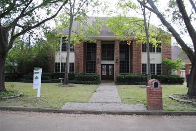Houston Single Family Home For Sale: 19811 Partridge Run Drive