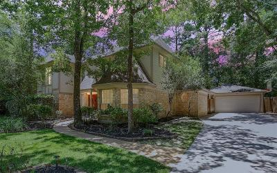 The Woodlands Single Family Home For Sale: 64 Indian Clover Drive
