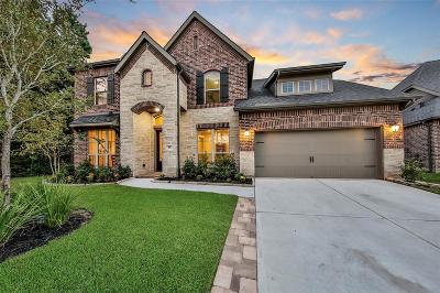 Montgomery Single Family Home For Sale: 105 Pintail Court