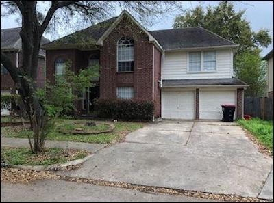 Fort Bend County Single Family Home For Sale: 16415 Elmwood Point Lane