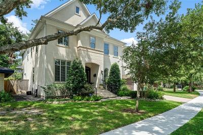 Houston Single Family Home For Sale: 4006 Newshire Drive
