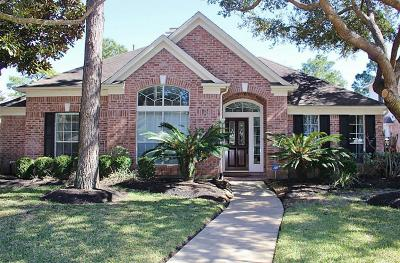 Katy Single Family Home For Sale: 1915 Garden Terrace Drive