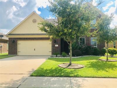Rosenberg Single Family Home For Sale: 4610 Sedgewood Drive