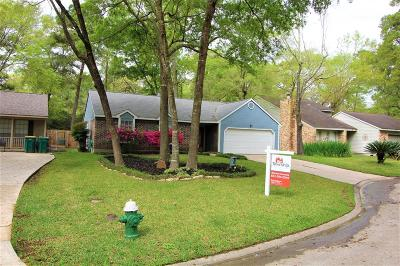 The Woodlands TX Single Family Home For Sale: $190,000