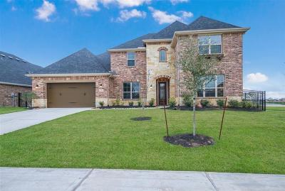 Rosenberg Single Family Home For Sale: 334 Round Lake