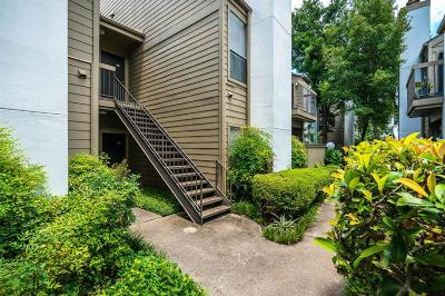 Houston Condo/Townhouse For Sale: 10049 Westpark Drive #107