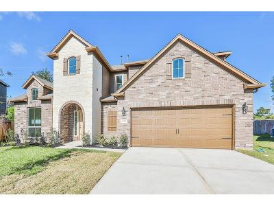 Humble Single Family Home For Sale: 4139 Soaring Elm