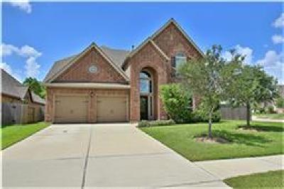 Pearland Single Family Home For Sale: 1912 Sunset Springs Drive