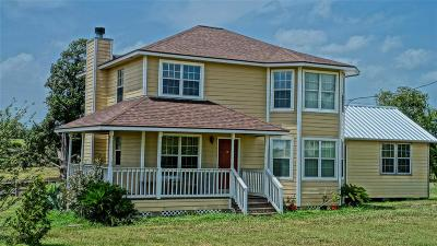 Austin County Single Family Home For Sale: 10559 Fm 109