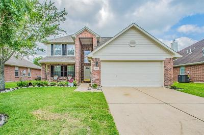Pearland Single Family Home For Sale: 4113 Seminole Drive