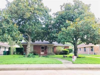 Houston Single Family Home For Sale: 3111 Fairhope Street