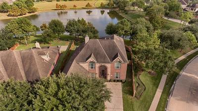 Pearland Single Family Home For Sale: 2111 Barton Creek Drive