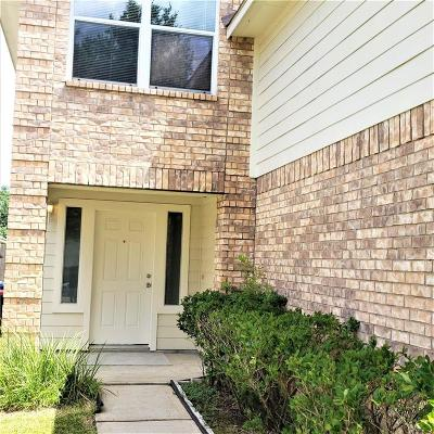 Cypress Single Family Home For Sale: 19110 Yellow Thrush Drive