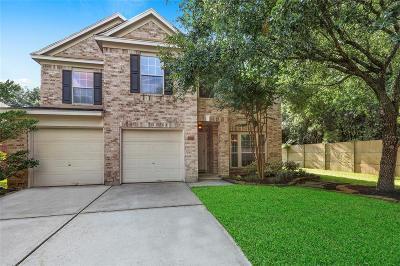 Kingwood Single Family Home For Sale: 26876 Mystic Castle Lane