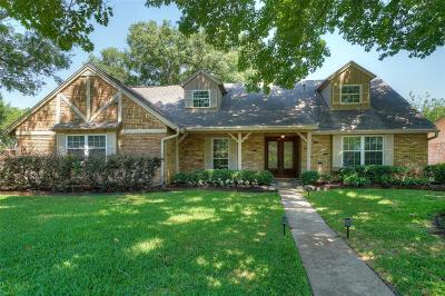 Houston Single Family Home For Sale: 1403 Festival Drive