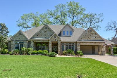 Fulshear TX Single Family Home For Sale: $560,000