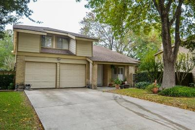 Houston Single Family Home For Sale: 13523 Braeswest Drive