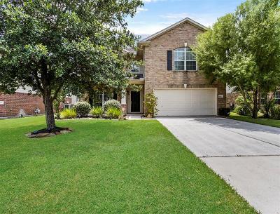Tomball Single Family Home For Sale: 8623 Cedar Walk Drive