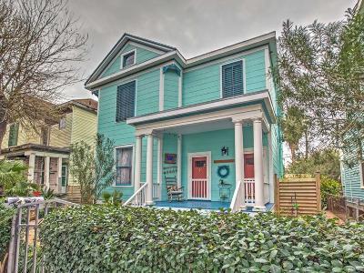 Galveston Rental For Rent: 2415 Avenue P 1/2