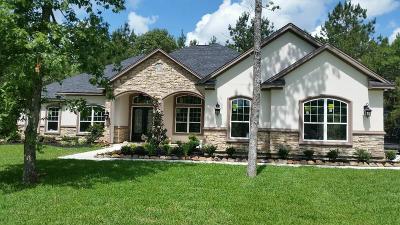 Montgomery Single Family Home For Sale: 11526 Sebastians Run