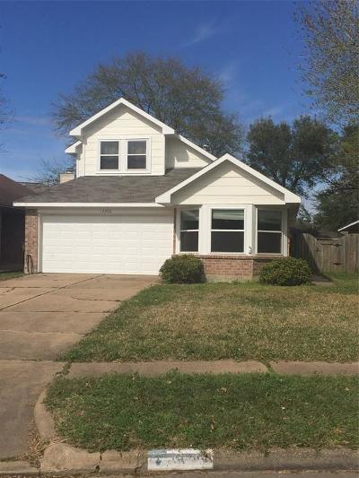 Tomball Single Family Home For Sale: 12306 Westwold Drive