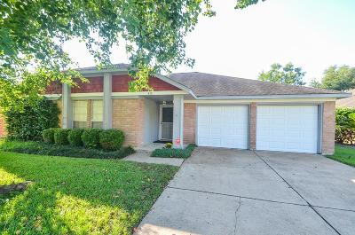 Katy Single Family Home For Sale: 930 Valley Ranch Drive