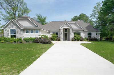 Willis Single Family Home For Sale: 10882 Bourbon Street