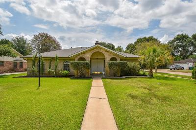 Katy Single Family Home For Sale: 939 Hidden Canyon Road