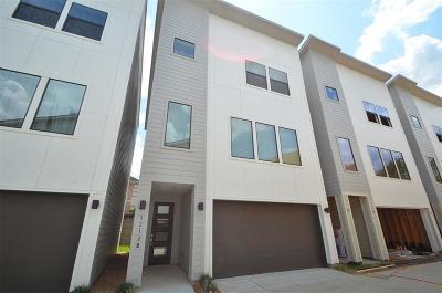 Houston TX Single Family Home For Sale: $320,000