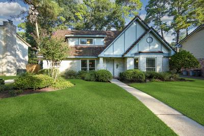 Spring Single Family Home For Sale: 3710 Blue Lake Drive