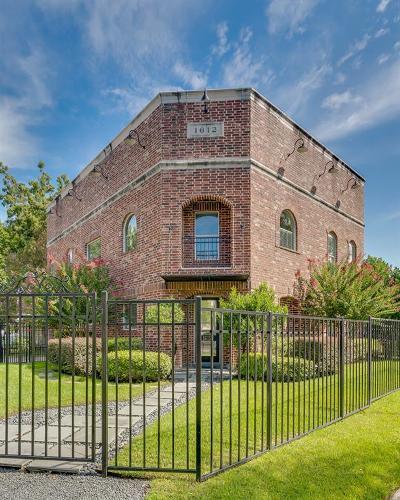 Houston Single Family Home For Sale: 1612 Sage Street