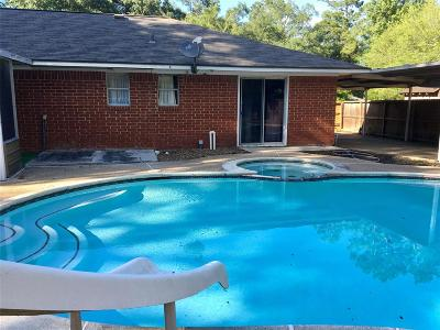 Conroe TX Single Family Home For Sale: $170,000