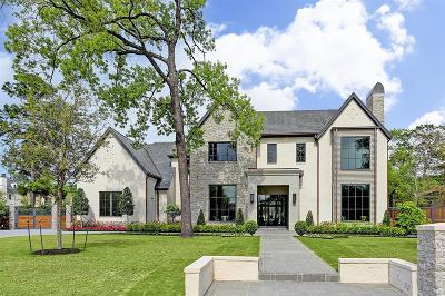 Hunters Creek Village Single Family Home For Sale: 10934 Wickwild Street